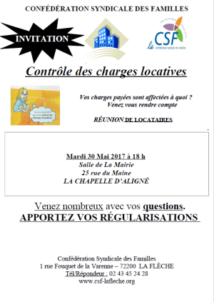 Charge locatives